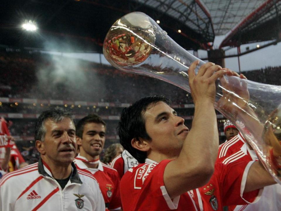 Saviola lembra Benfica antes do jogo com o Fenerbahçe