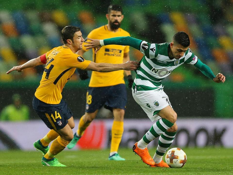 Battaglia: «Só faltou o segundo golo»