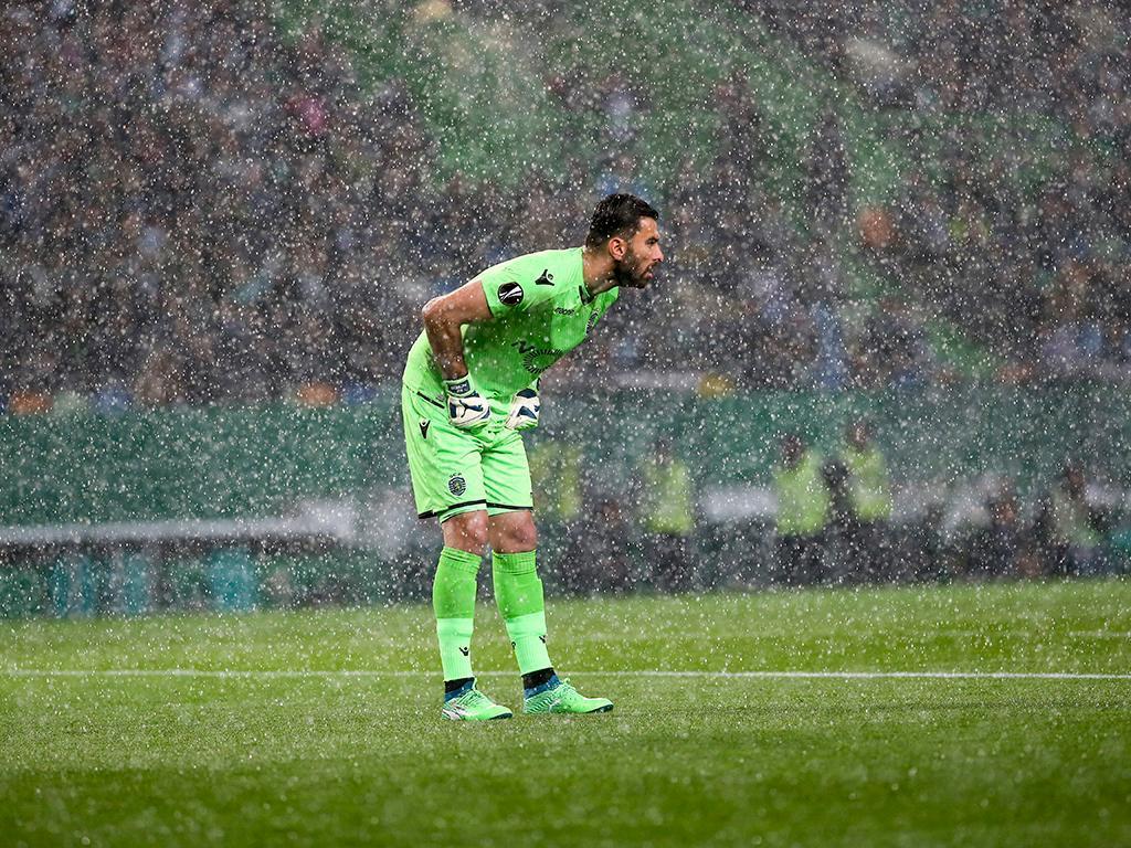 Sporting: Rui Patrício não sofre golos em casa na Liga há seis meses