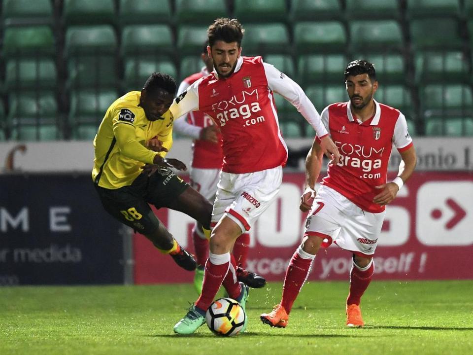 VÍDEO: o resumo da goleada do Sp. Braga na Mata Real