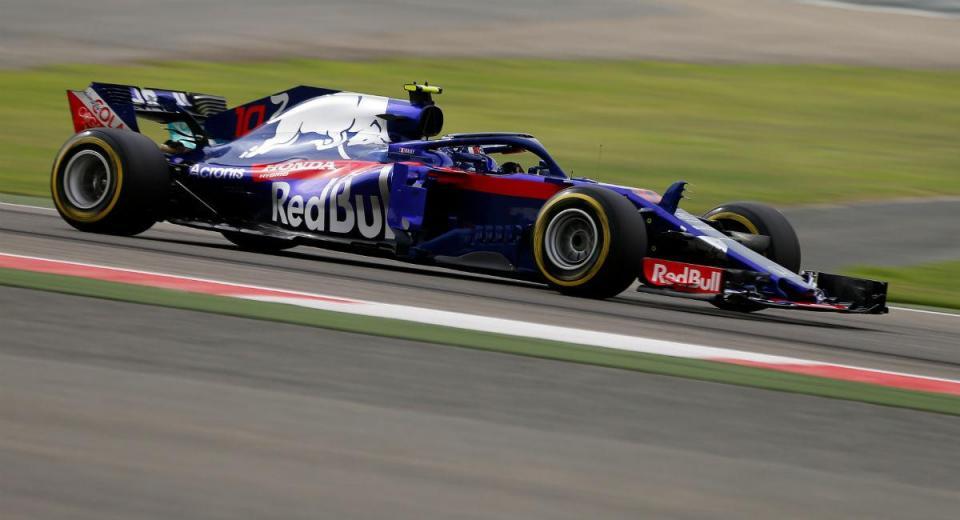GP da China: Sauber, Williams e Gasly eliminados na Q1