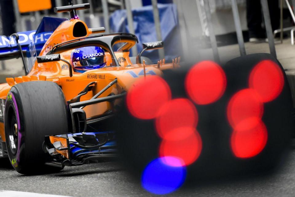 """McLaren: """"O carro de 2018 chega em Barcelona"""""""