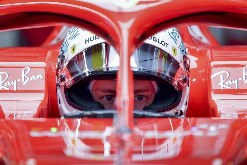 """Vettel: """"Não esperávamos ser tão fortes em relação aos outros"""""""