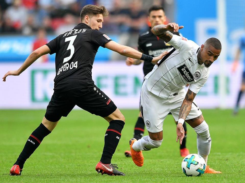 Alemanha  Leverkusen goleia futuro treinador do Bayern Munique ... afc2dc730899a