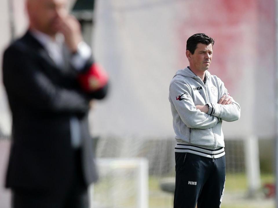 Nuno Manta: «Temos de ganhar três jogos»