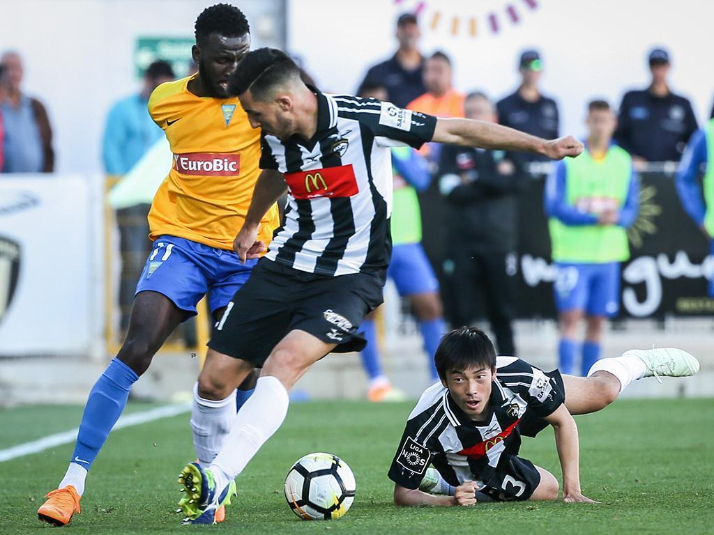 Portimonense-Estoril, 0-1 (crónica)