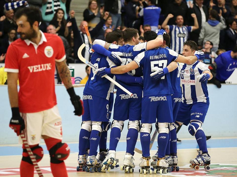 Hóquei em patins: FC Porto renova com Guillem Cabestany
