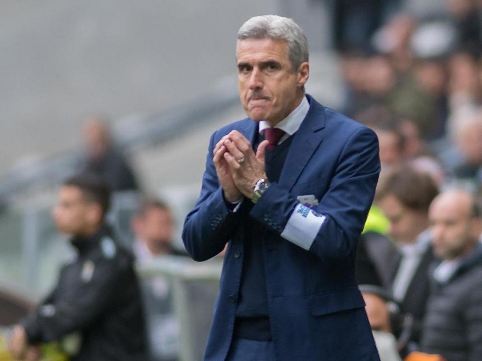 Luís Castro: «Hoje voltámos a ver quetudo é possível no futebol»