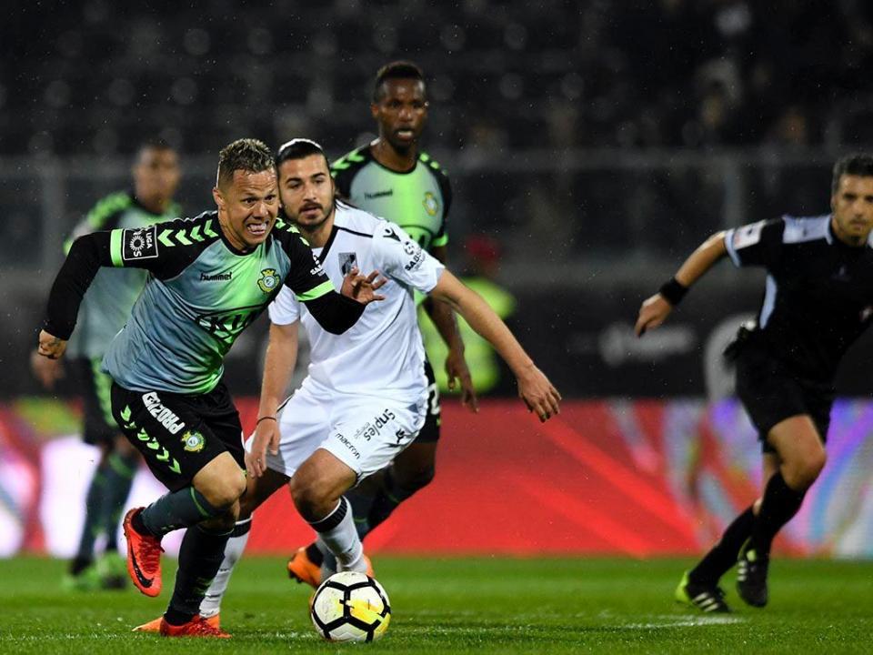 V. Guimarães-V. Setúbal, 1-1 (crónica)