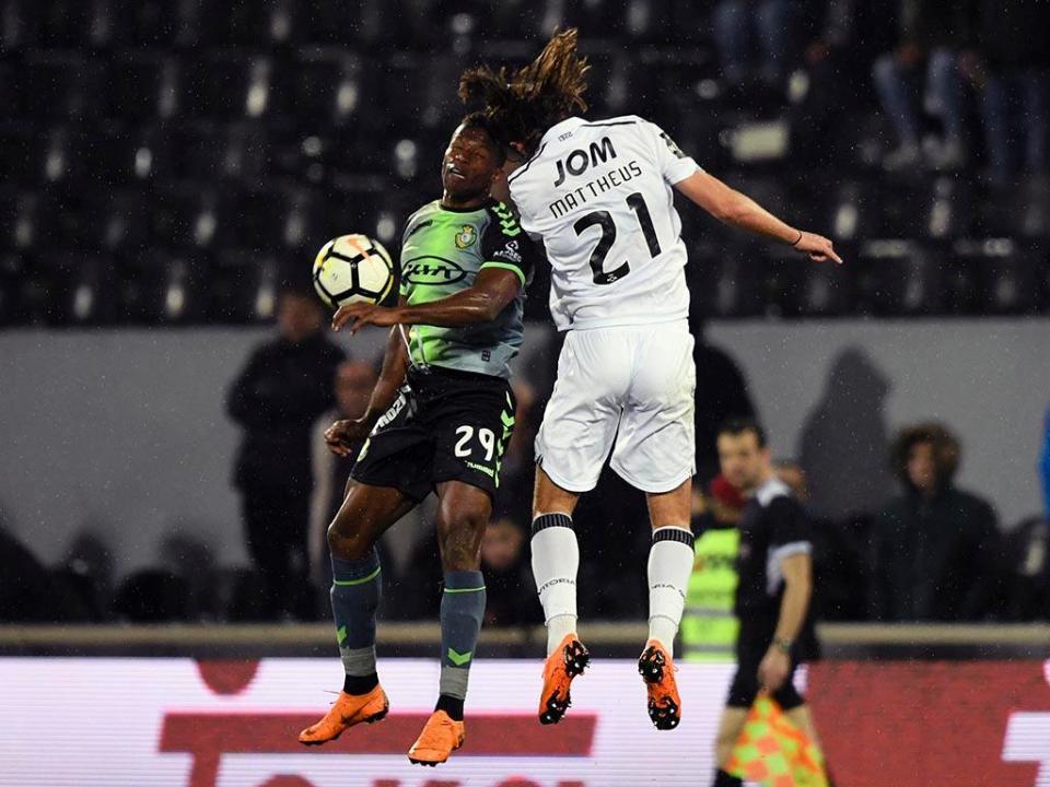 VÍDEO: o resumo do empate entre V. Guimarães e V. Setúbal