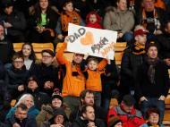 Wolves festejam subida (Andrew Boyers/Reuters)