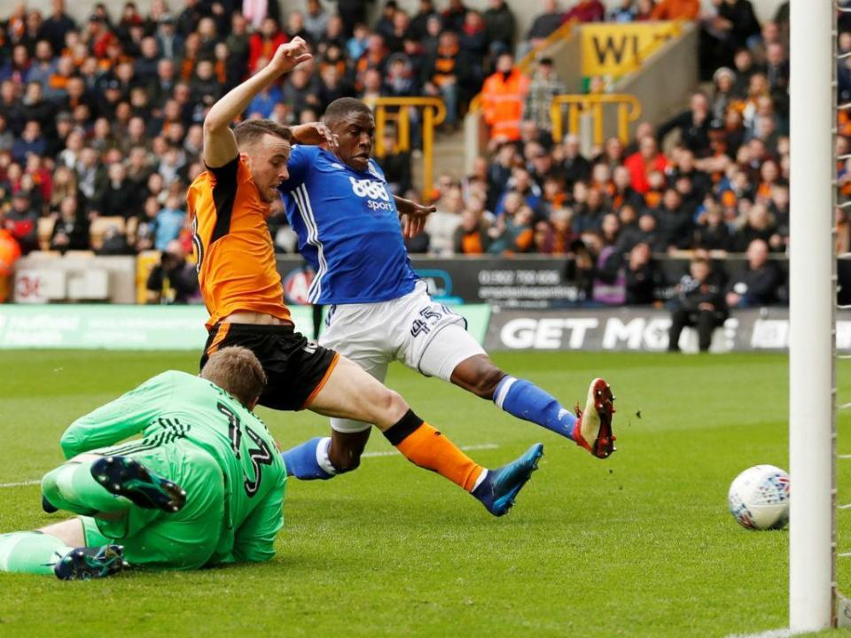 Diogo Jota: «A minha vontade é ficar no Wolverhampton»