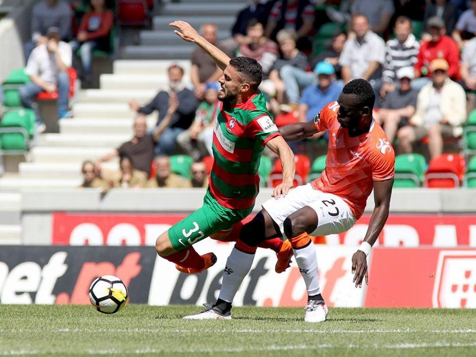 Marítimo-Moreirense, 1-1 (resultado final)