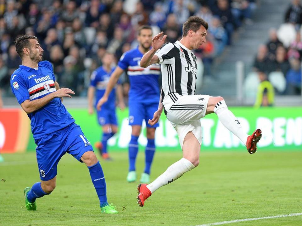 Juventus vence Sampdoria na ressaca da Champions e já leva seis pontos na frente