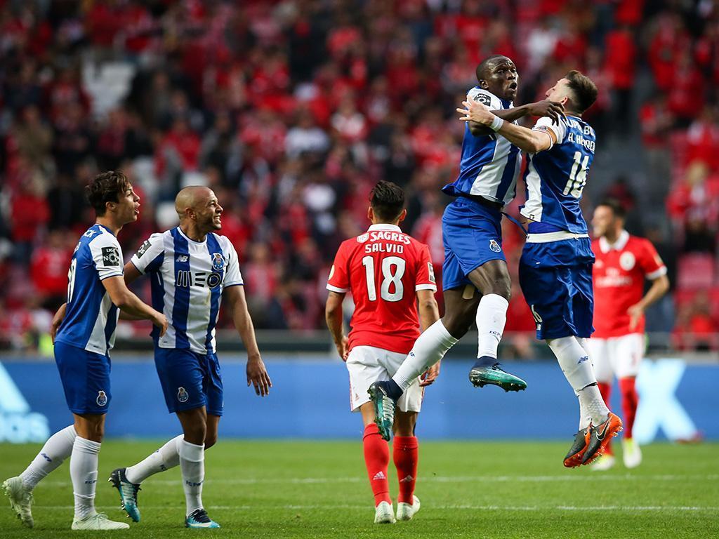 Benfica não ganha em casa ao FC Porto há quatro anos
