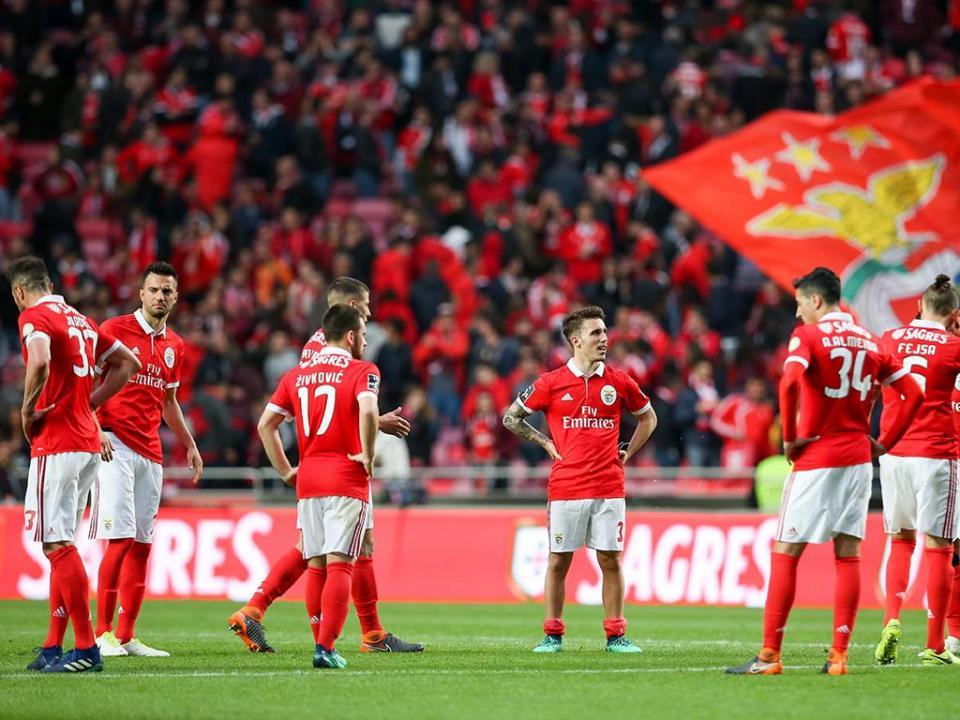 Benfica: os possíveis adversários na pré-eliminatória da Liga dos Campeões
