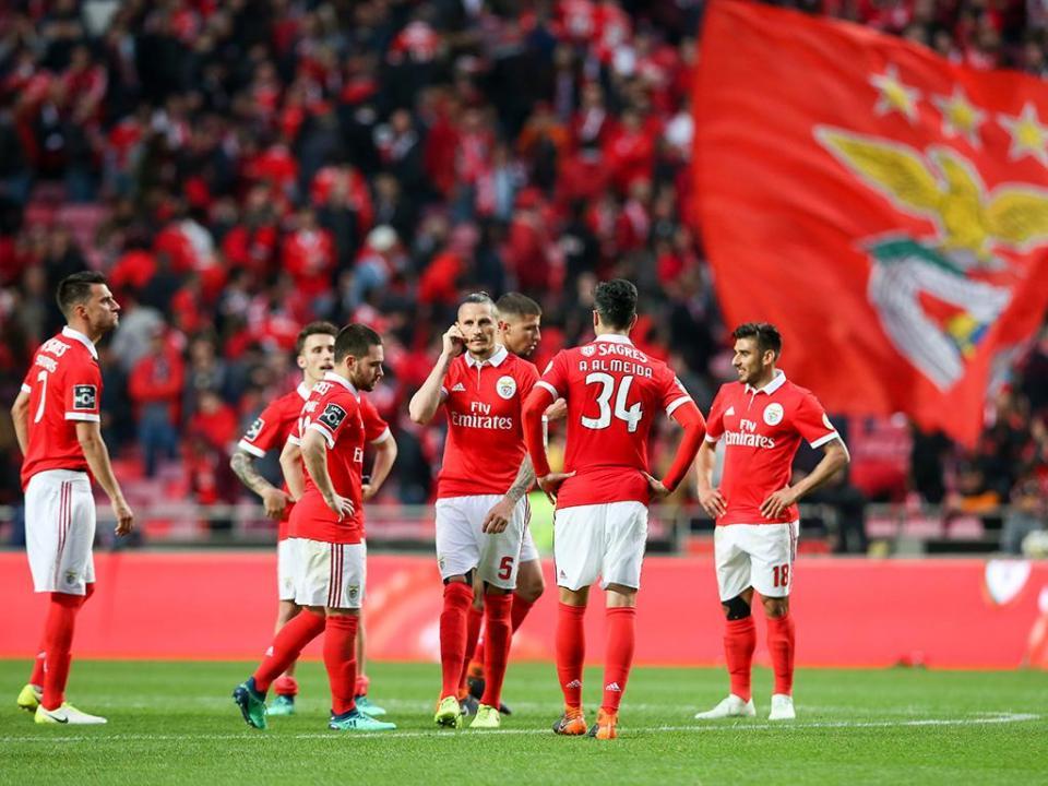 Benfica defronta Sevilha, Dortmund e Juventus na International Cup