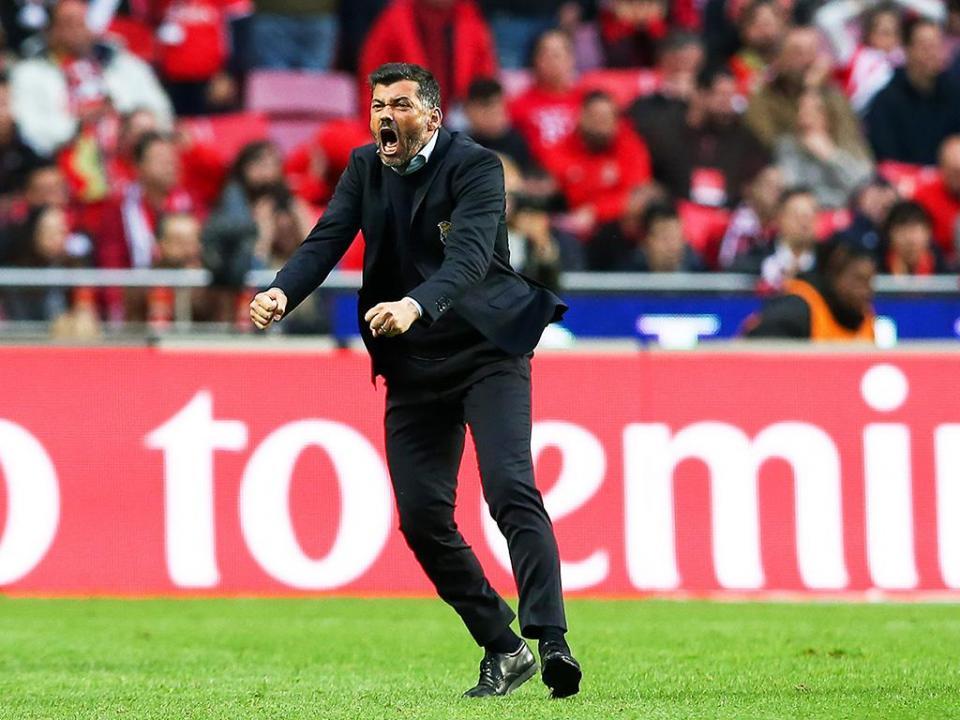 FC Porto: Sérgio Conceição é o 11.º campeão como treinador e jogador