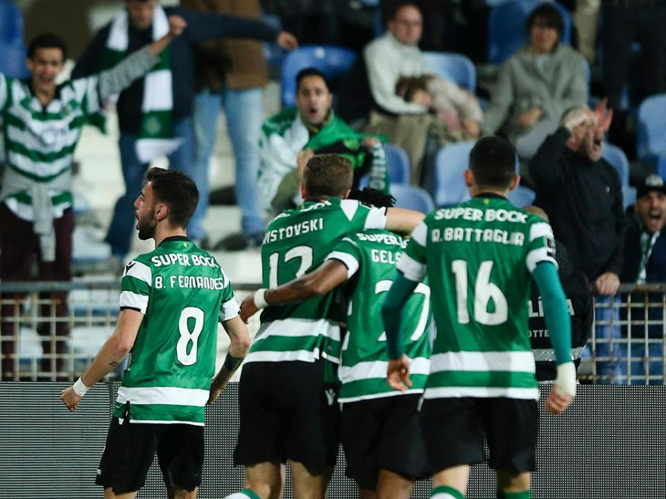 VÍDEO: o resumo do louco Belenenses-Sporting (3-4)