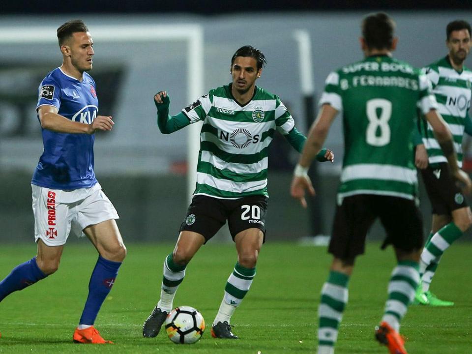 Ruiz: «Se o Sporting tentasse a minha permanência, eu teria analisado»