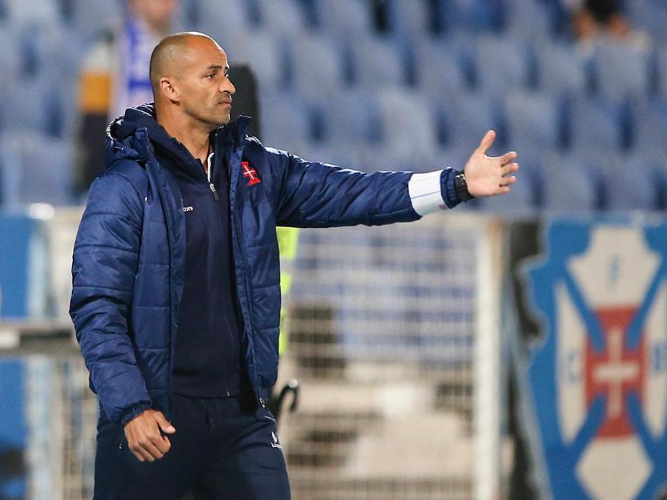 OFICIAL: Belenenses recruta internacional sub-20 português no Stoke