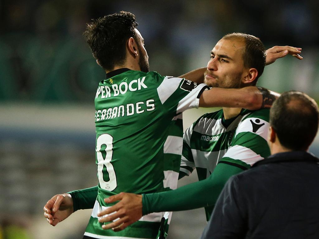 Sporting: Mathieu e Piccini convocados para o Clássico