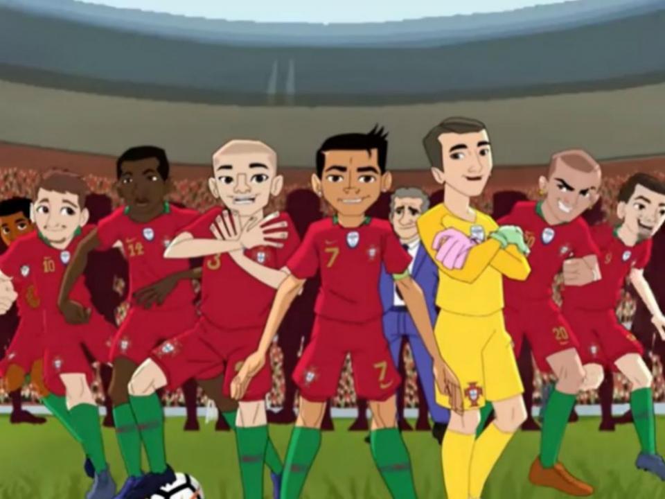 VÍDEO: Seleção Nacional protagoniza musical infanto-juvenil