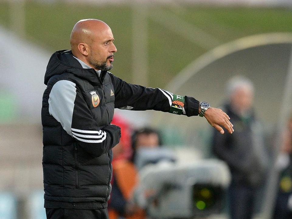 Miguel Cardoso: «Disciplina? Tirar Guedes é uma decisão minha»
