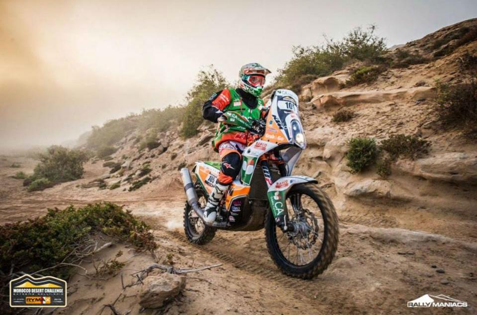 Patrão e Ferreira são líderes no Morocco Desert Challenge