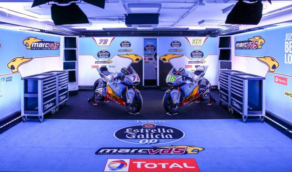 Marc VDS e Suzuki podem anunciar parceria este fim de semana