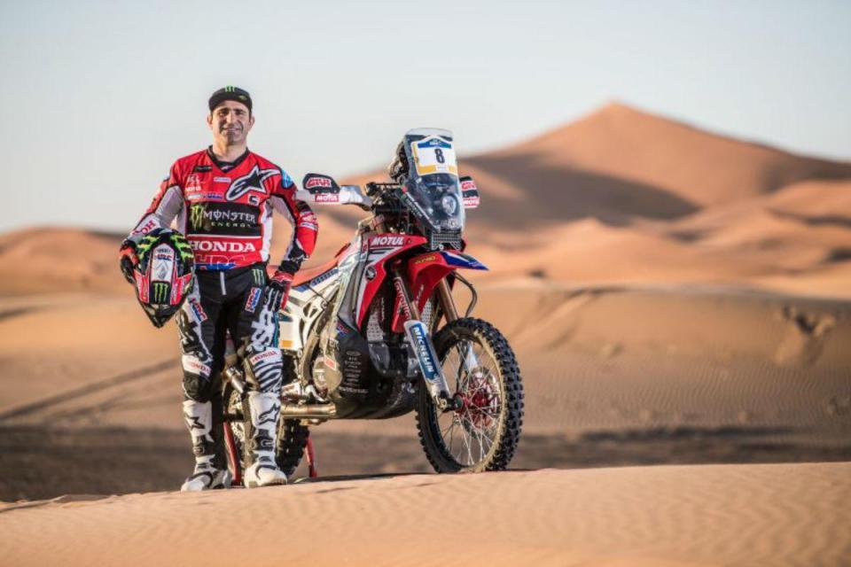 Merzouga Rally: Paulo Gonçalves termina etapa no top 10 (atualizado)