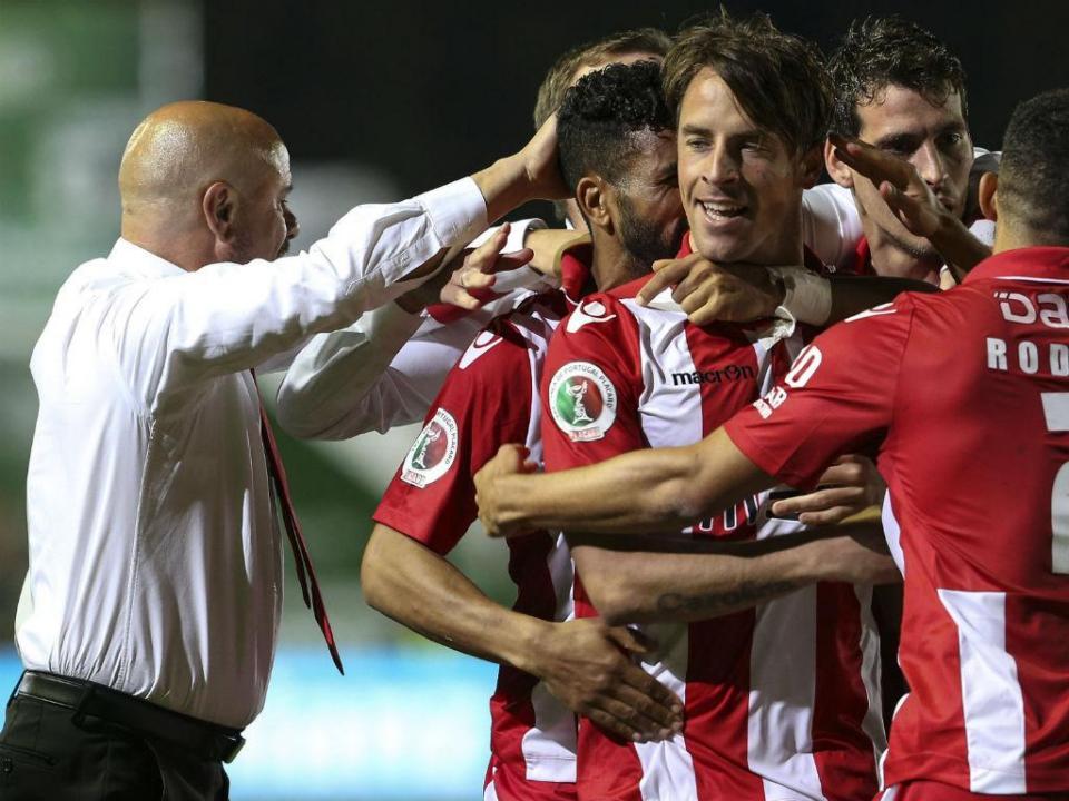 Desp. Aves confirma licenciamento para participar na Liga Europa