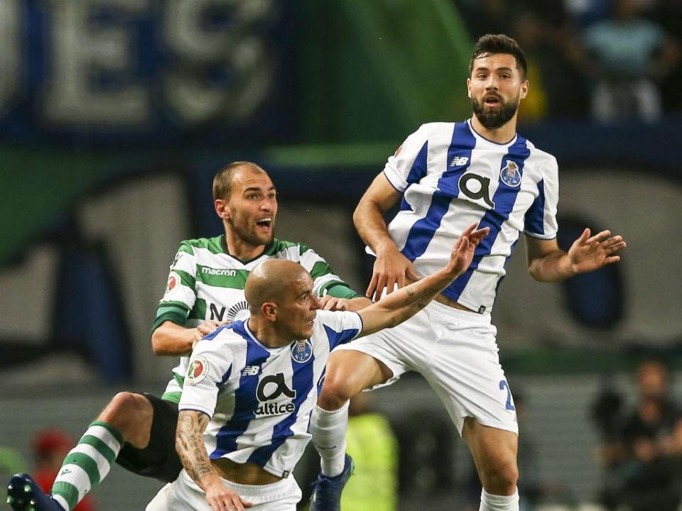 FC Porto: ordem para segurar Felipe, Telles, Danilo e Herrera