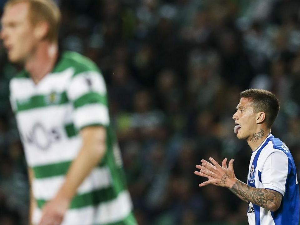 Marítimo-FC Porto (ONZES OFICIAIS): Conceição muda apenas uma peça