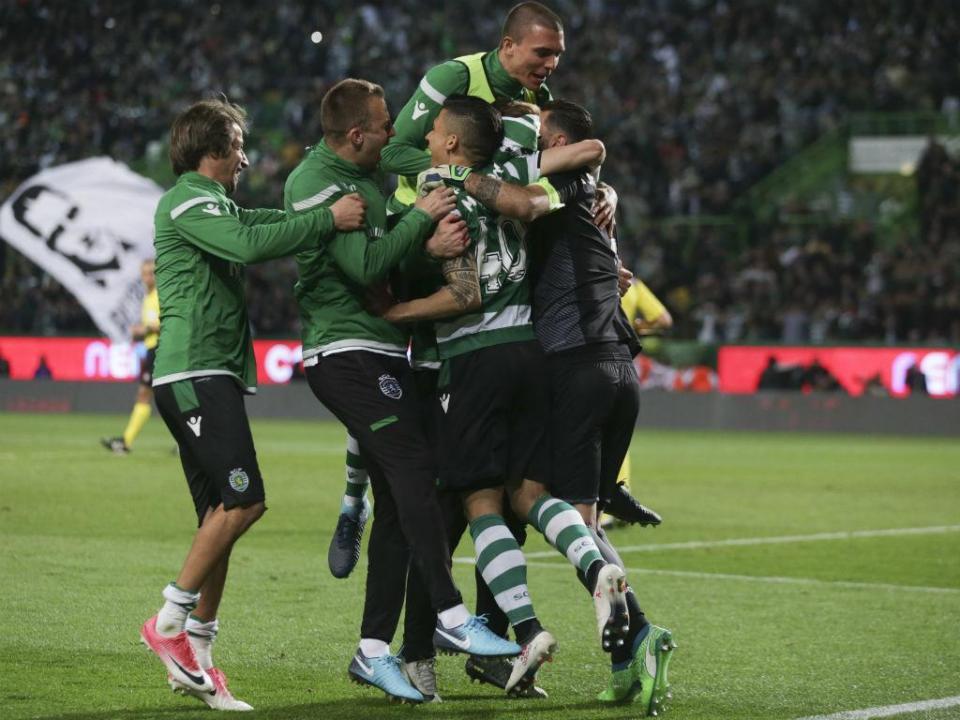 VÍDEO: o desempate por penáltis do Sporting-FC Porto