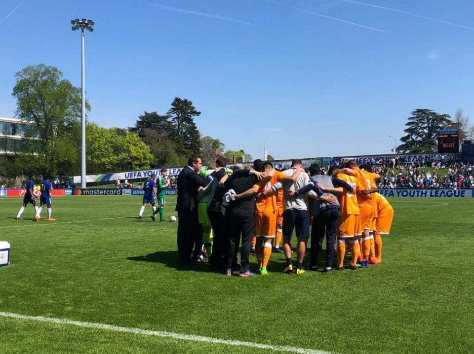 Juniores: FC Porto goleia Sp. Braga e é líder na Zona Norte