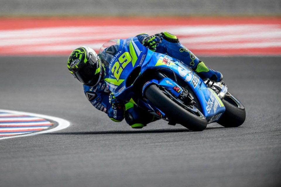 MotoGP: Suzuki em testes em Motegi