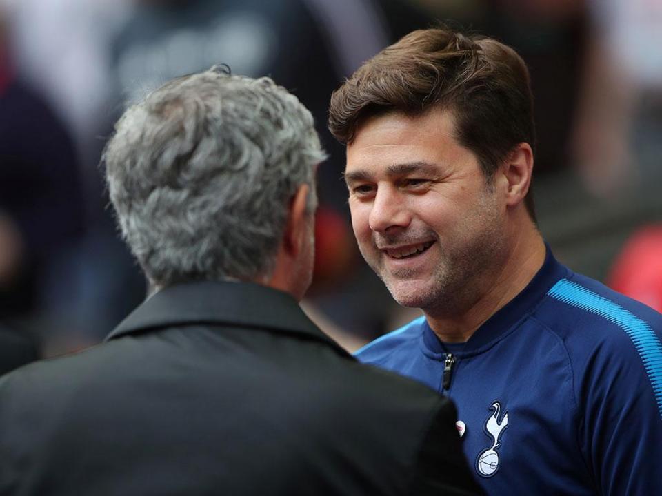 Pochettino: «Tenho respeito total por Mourinho»