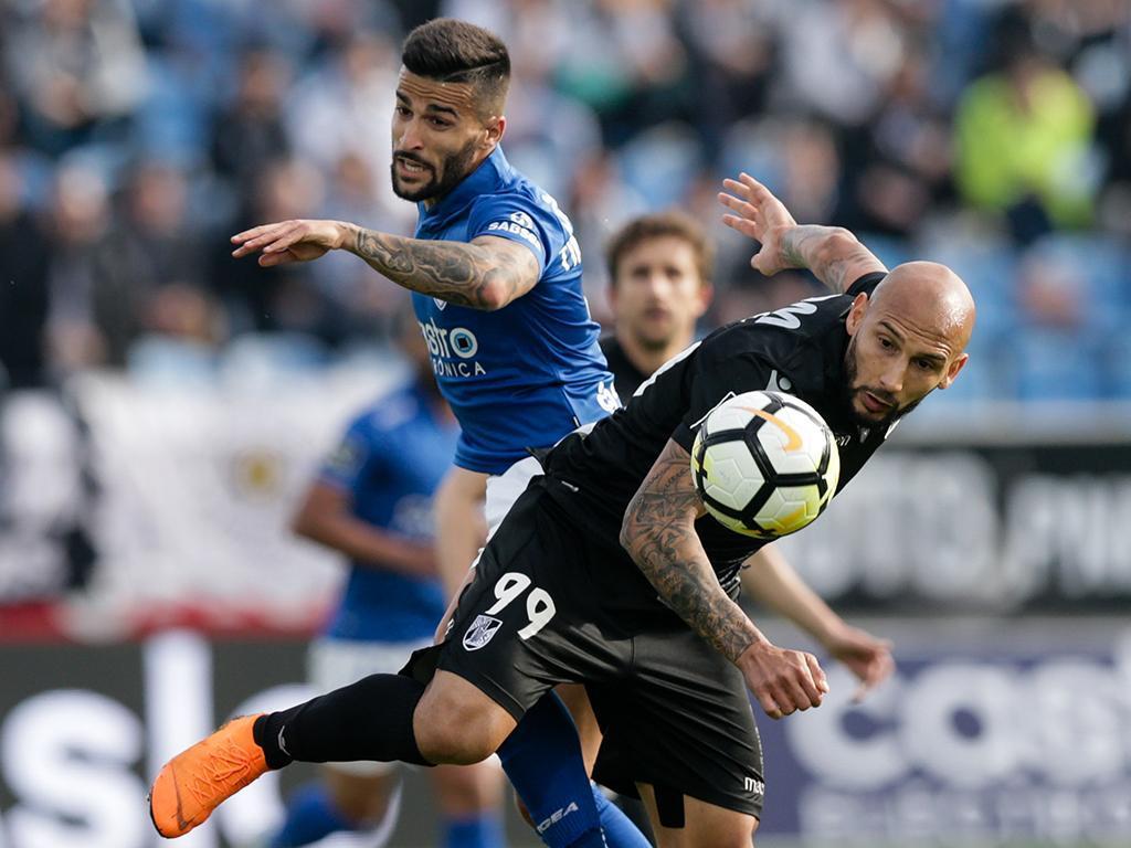 VÍDEO: o resumo da vitória do Feirense sobre o V. Guimarães