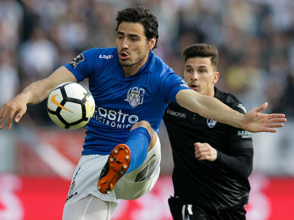 Feirense-V. Guimarães, 2-1 (resultado final)