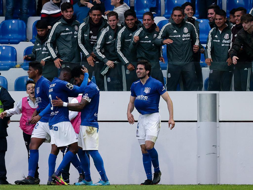 Briseño convidou seleção mexicana sub-17... para o ver brilhar