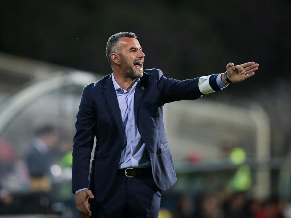 Ivo Vieira: «Jogo com o Desp. Aves é fundamental para os objetivos»