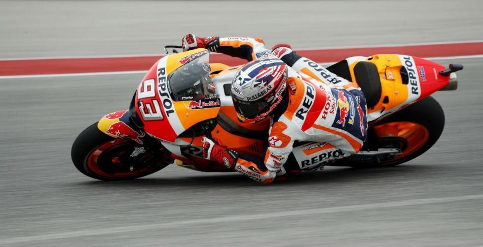 MotoGP: Márquez vence o GP das Américas sem contestação