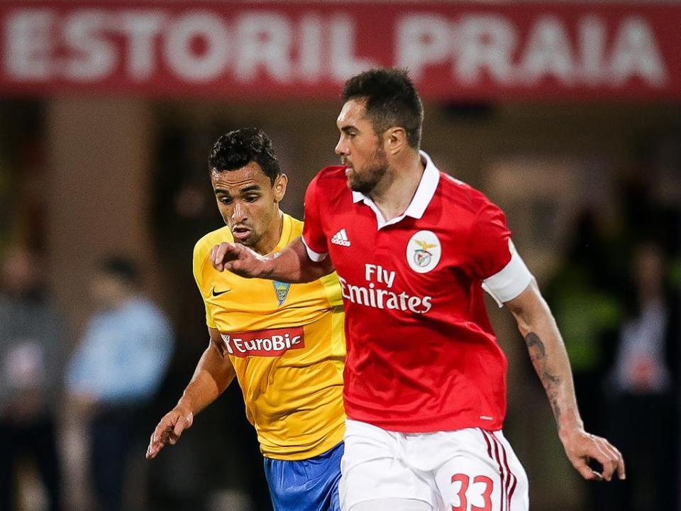 Castigos: para além de Ruben Dias, Benfica também não tem Jardel