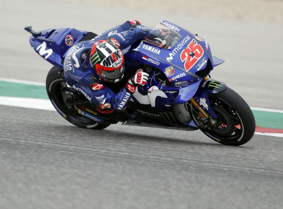 MotoGP: Maverick Viñales o mais rápido nos testes de Barcelona