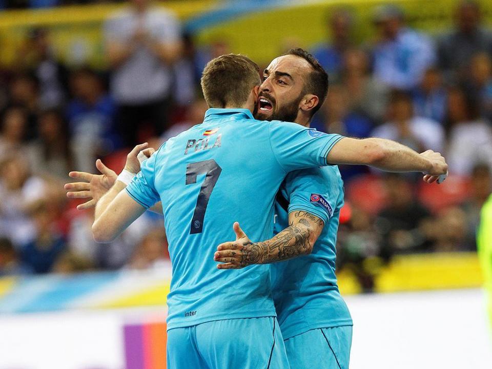 Ricardinho marca e Inter apura-se para as meias-finais da Taça do Rei