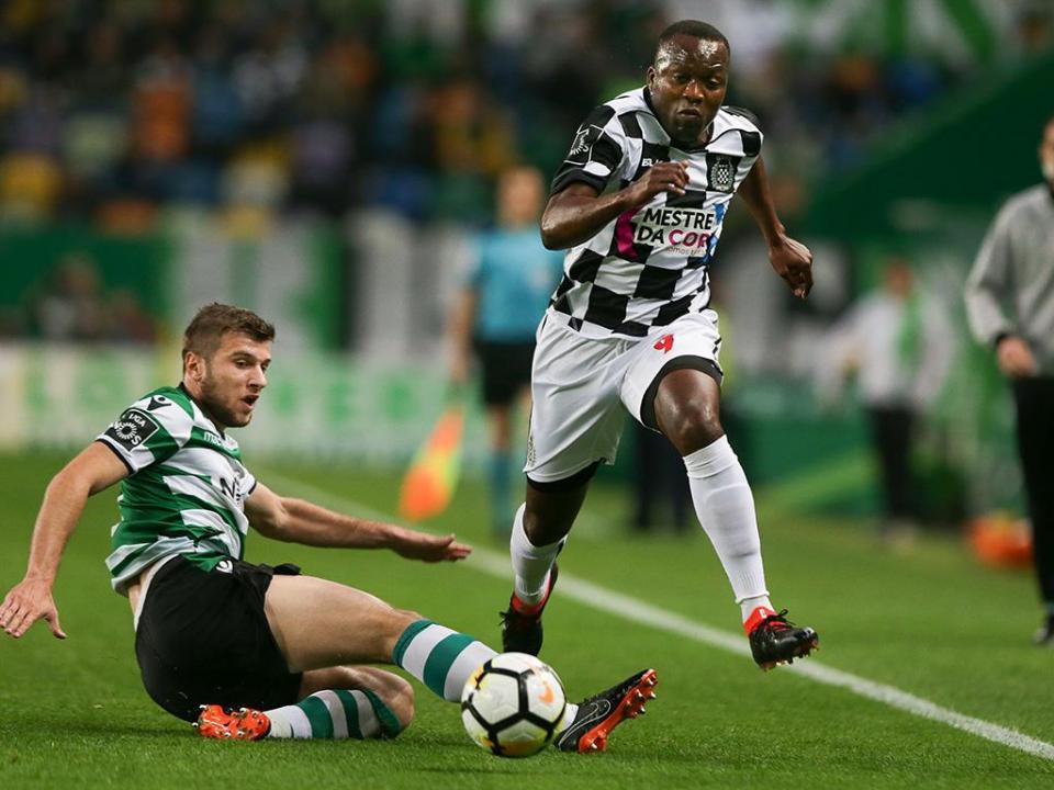 Sporting-Boavista, 1-0 (resultado final)