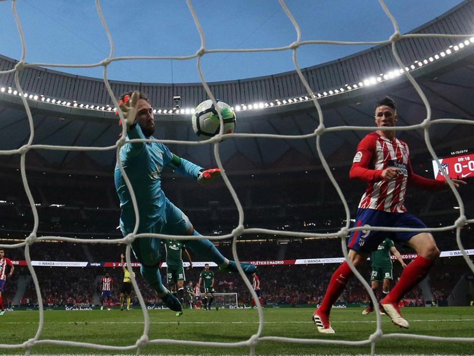 Espanha: Atlético fica pelo nulo caseiro com o Betis