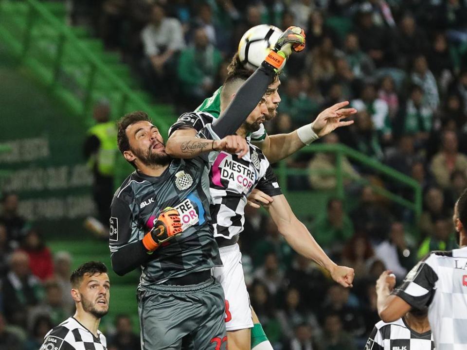 VÍDEO: o resumo da vitória do Sporting frente ao Boavista