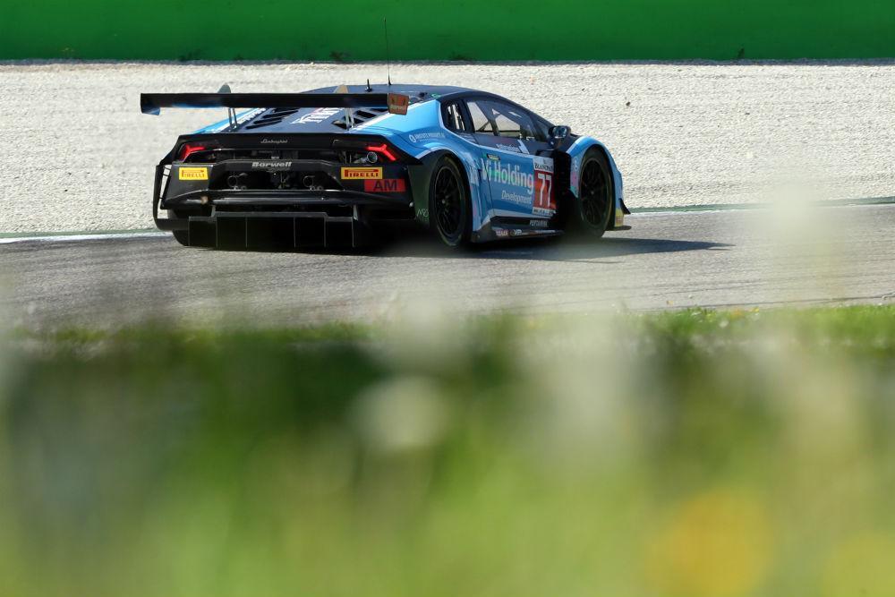 Francisco Guedes segundo na abertura da temporada do Blancpain GT Series
